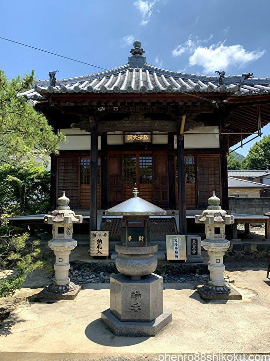 天皇寺大師堂
