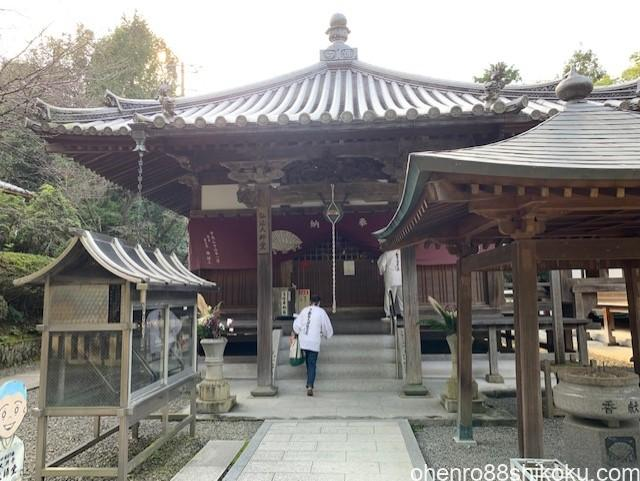 大興寺大師堂