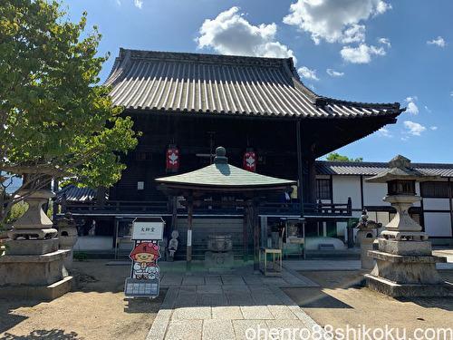 金倉寺大師堂