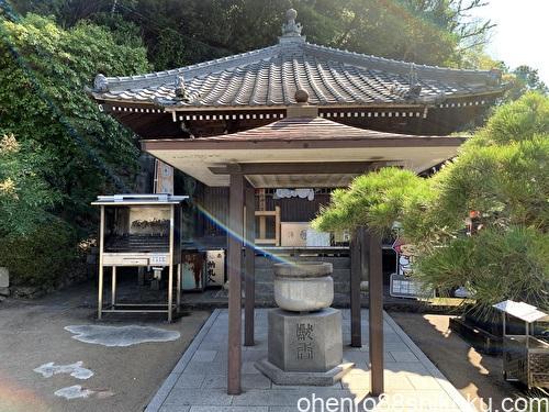 甲山寺大師堂