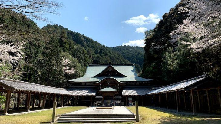 前神寺本堂