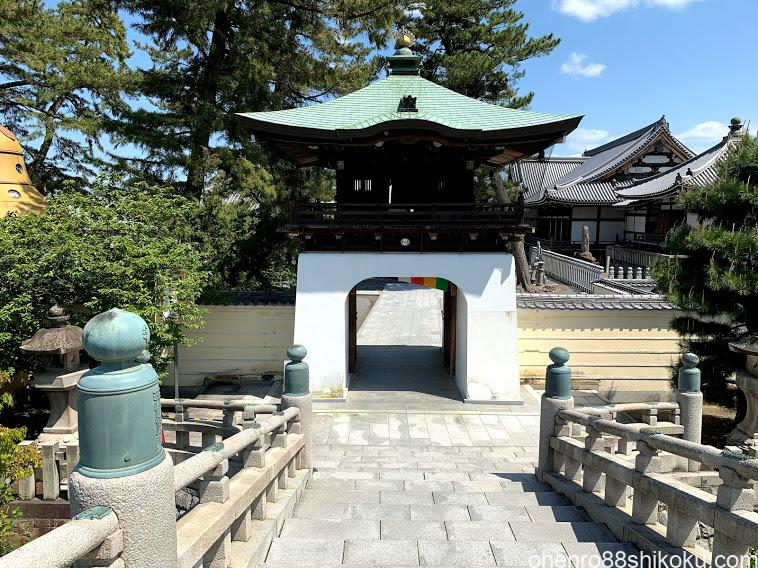善通寺の正覚門