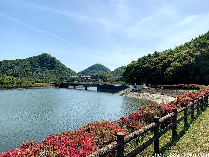 三谷三郎池