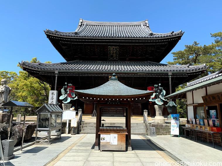 【香川県】四国八十八ヶ所と別格霊場の地図と所要時間