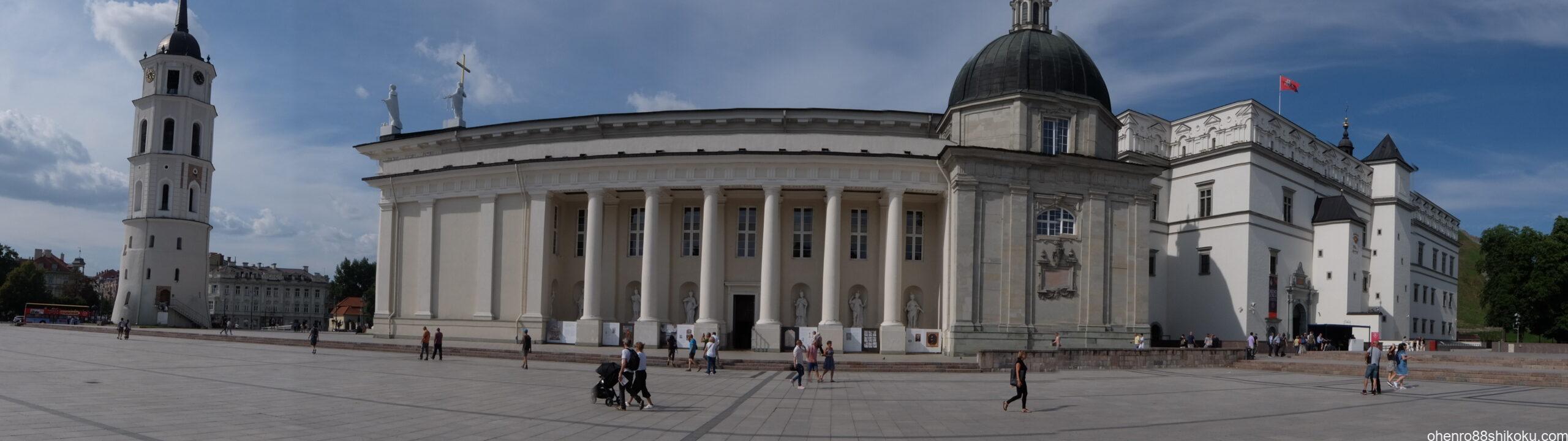 ビリニュス大聖堂