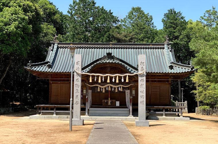 寒川町石田神社