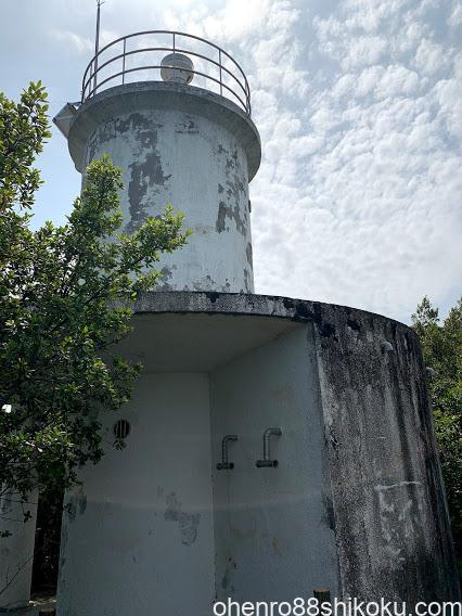 引田城灯台