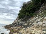 【東かがわ市】白鳥神社と日本一低い山(標高3.6m)とランプロファイヤ岩脈