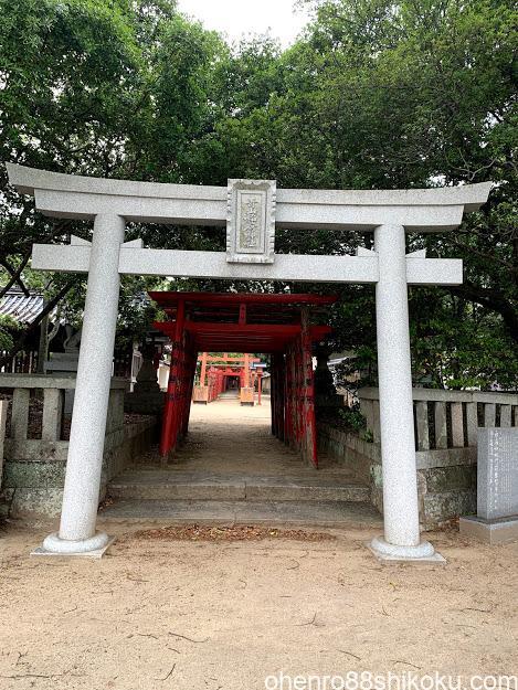 青山稲荷神社