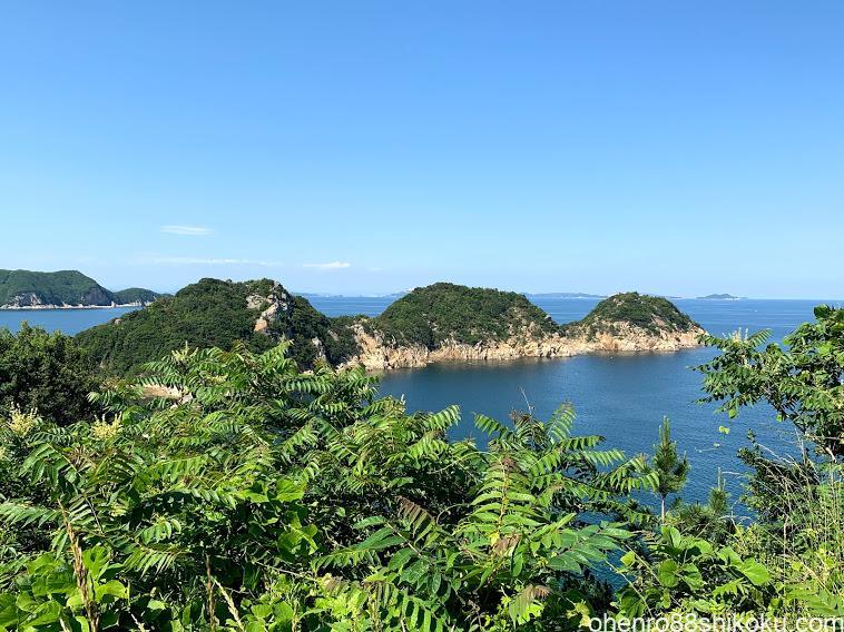 福田海岸さぬき百景