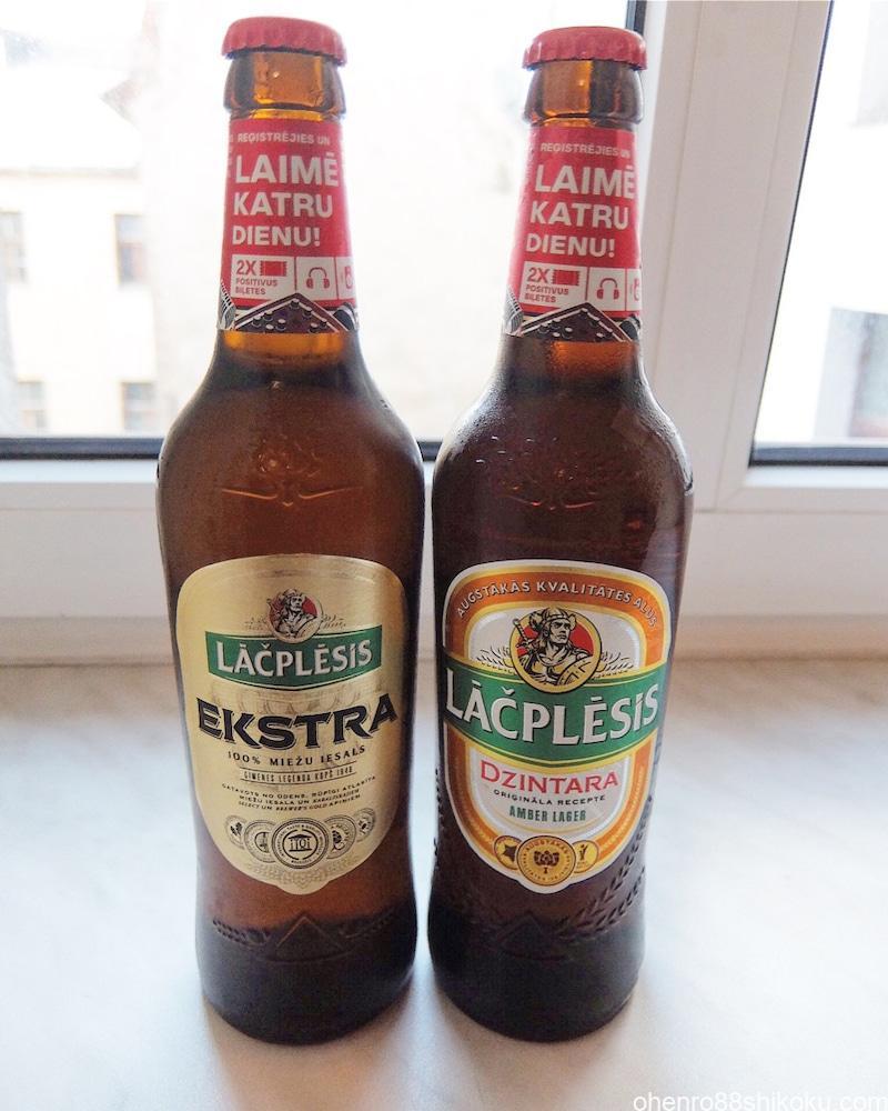 ラトビアのビール