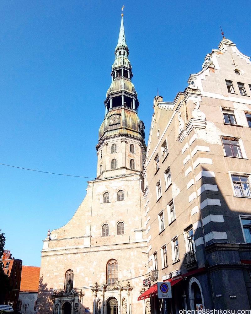リガの大聖堂