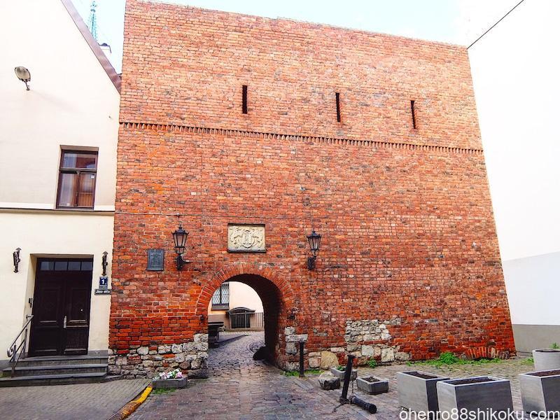 リガの城壁