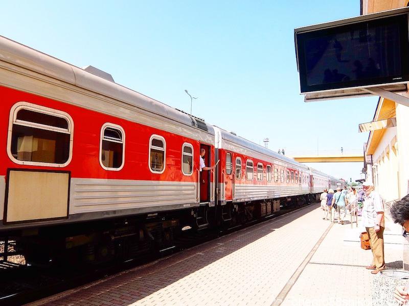 リトアニアの鉄道