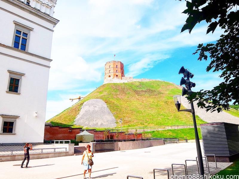 【ビリニュス】世界遺産登録の旧市街散策・KGB博物館・クラフトビール