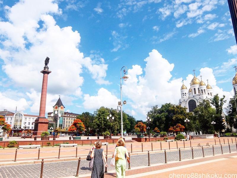 カリーニングラード勝利広場