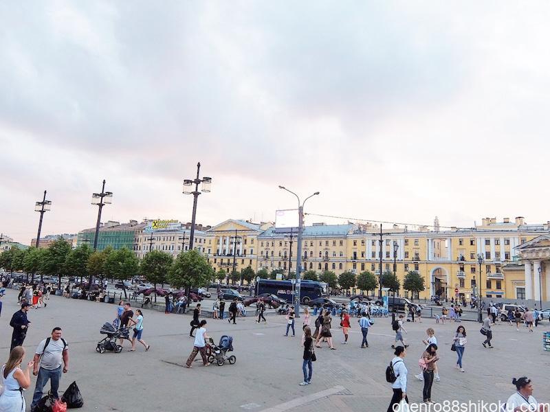 センナヤ広場