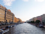 【サンクトペテルブルク】空港から市内へのバス・ホテルとグルメ