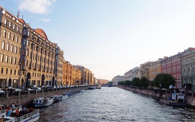 サンクトペテルブルク運河