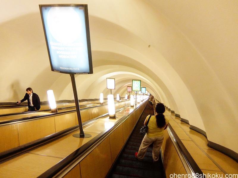 ロシア地下鉄