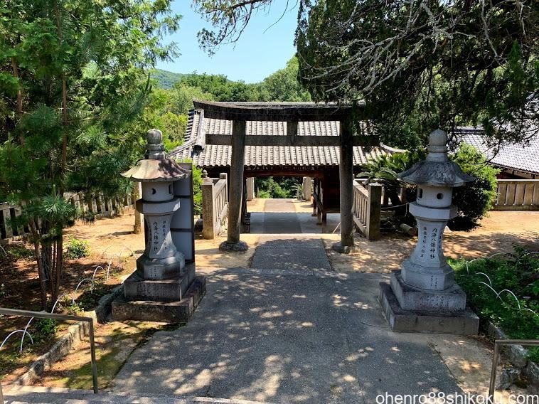 内海八幡神社