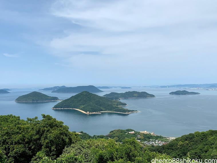 粟島と志々島
