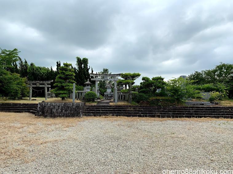 高山航空神社
