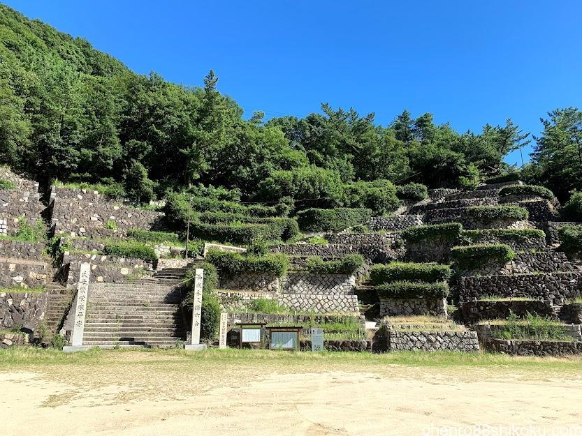 富丘八幡神社桟敷