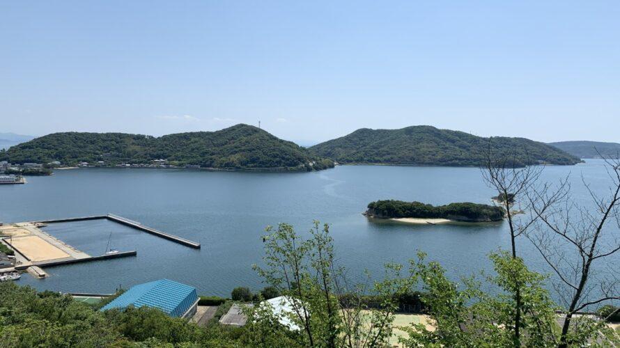 【生そうめん】なかぶ庵・小豆島でつるつるぷりぷり生そうめんと宮山からの絶景