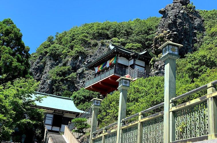 【天空の霊場】小豆島霊場第四十二番札所 西の滝龍水寺