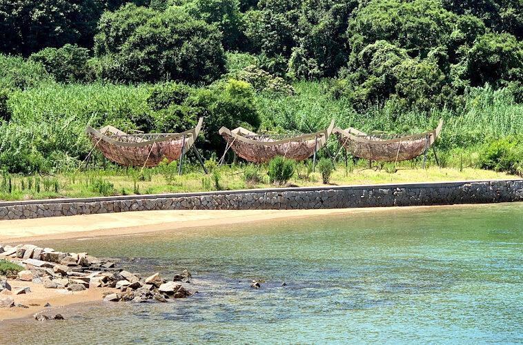 【丸亀・本島】電動自転車で塩飽諸島の本島を一周する